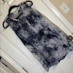 Tided dress